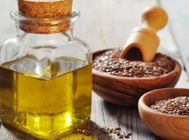 Льняное масло оптом - техническое, рафинированное и нерафинированное