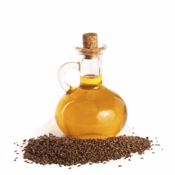 Льняное нерафинированное масло